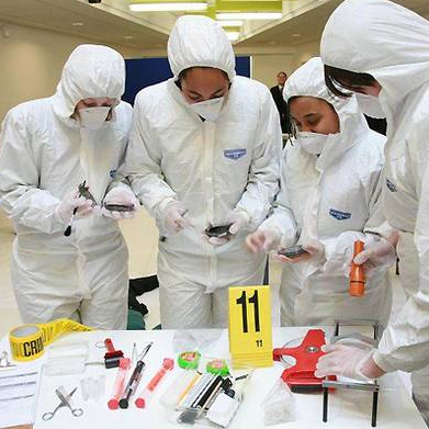 Forensic Science and Profiling Course