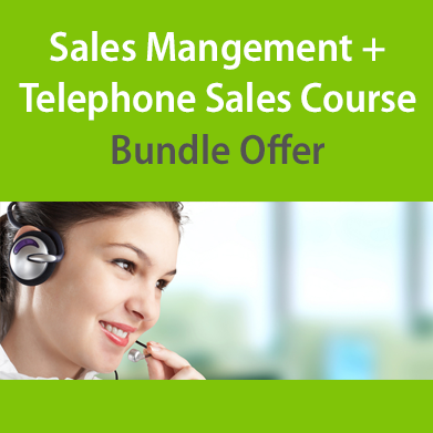 Sales Management and Telephone Sales Bundle Course